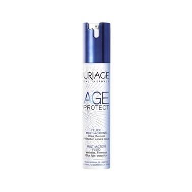 Uriage URIAGE Age Protect Fluıd Multi-Action 40 ml Renksiz